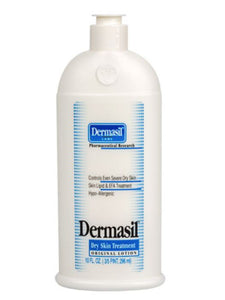 Dermasil Dry Skin Lotion 10-Oz. Genzproduct
