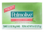 Palmolive Soap Bars, 3-ct. Packs