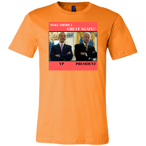 BIDEN TEE - MAKE AMERICA GREAT AGAIN!!
