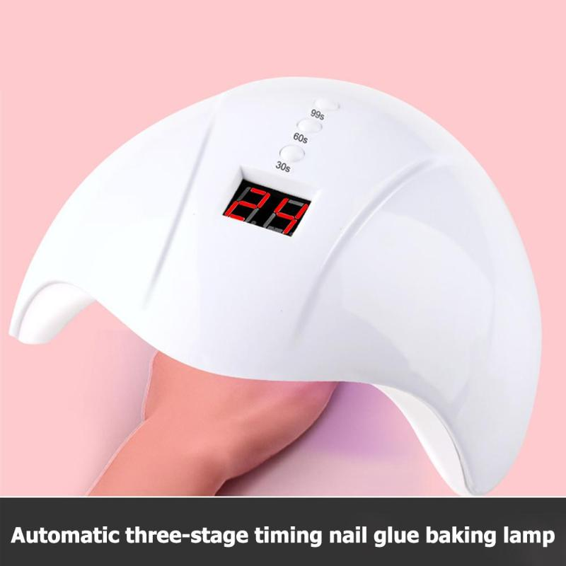 36W  UV LED Nail Dryer Lamp /Great for Gel, Acrylic, or Poly Nail Gel