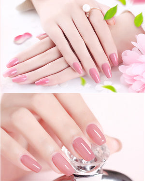 Polygel Nail Acrylic poly gel UV LED Builder Gel Tips Extension