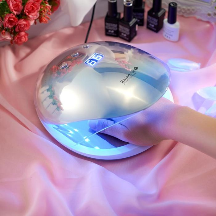 Professional 36W Uv Led Nail Lamp For Dryer /curing W/sensor Us Genzproduct