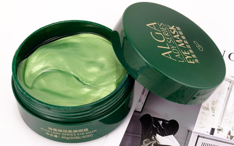 Seaweed Eye Mask Nourishing Moisturizing Hydration for Patches Dark Circles Wrinkle Removal Eye Care