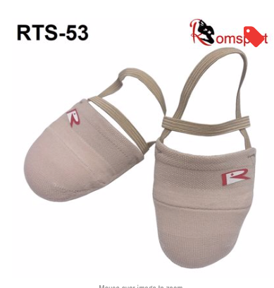 Demi-Pointes/DEMI SHOE - TOE TURN ROMSPORT