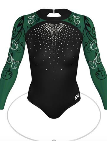 ASTGYM Competitive Provincial/National Leotard