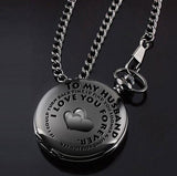 Quartz Pocket Watch