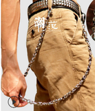 Defensive ghost head pants chain