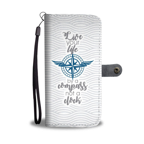 Compass Life - Wallet Case