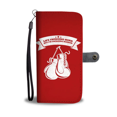 Swing Hard BOXER - Wallet Case