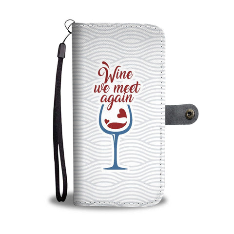 Wine - Exclusive Wallet Case