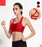 Beauty Yoga Cross Back Bra