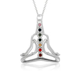 Buddha Yoga Necklace-Free With Purchase..!!!