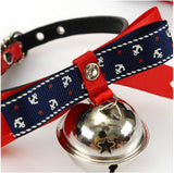 Cute Puppy Kitten  Tie Bell Bowtie