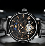 Solon Waterproof Luminous Mechanical Watch