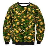 UGLY CHRISTMAS SWEATER !!!!100% Cotton...