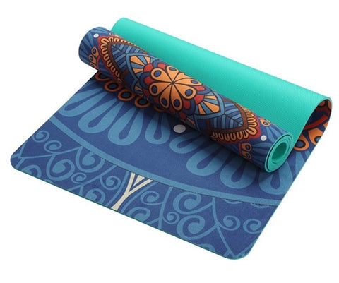 Yoga Beginner Fitness Mat 3 Piece.