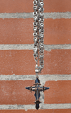 Relic Crucifix Self-Defense Neckalce