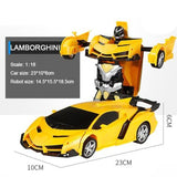 Transformers Racing Toy Car