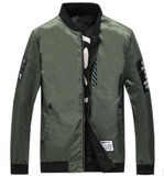 Men's Reversible Flight Jacket For Autumn &Winter