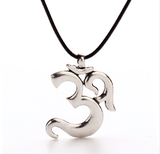 Om Pendant -  (SELF-DEFENSE CHAIN ATTACHABLE - SEE DESCRIPTION FOR COMPATIBILITY)