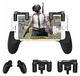 Mobile Game Controller [Bundle], PUBG Mobile Joystick Controller Grip with Triggers! (Destroy your Opponents)