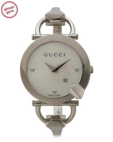 Gucci Women's Bangle Watch