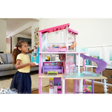 Barbie DreamHouse includes 5 Minute princess story