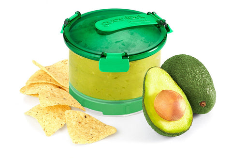 Guacamole Storage -(Air Sealed)
