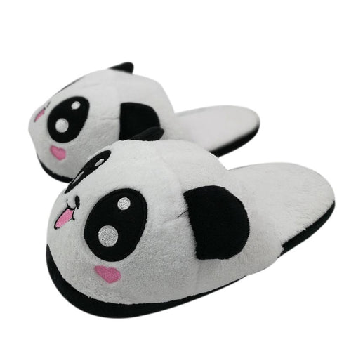 Cozy Panda Slippers