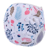 Baby Reusable Washable And Adjustable One Size Cloth Swimming Diaper for Eco-Friendly Baby Shower Gifts & Swimming Lessons
