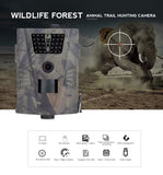 PC Trail Camera 720P 8MP / Motion Activated / Night Vision / Waterproof