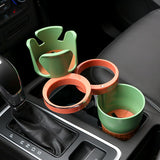 Adjustable 5 in 1 Auto Multi Cup Holder
