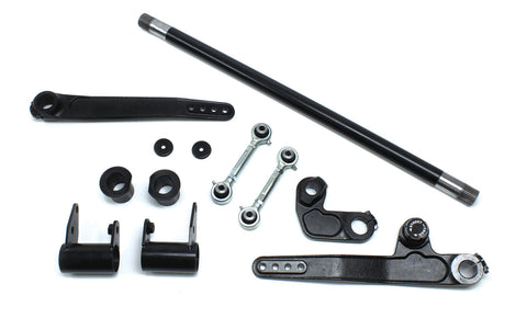 TeraFlex: JK 0-3 Inch Front Single Rate S/T Swaybar Kit 07-Pres Wrangler JK