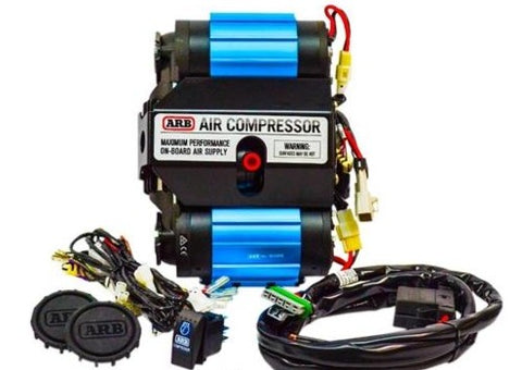 ARB: Air Compressor, 12 Volt, Twin