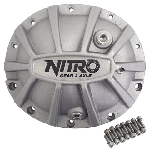 Nitro-Gear:Model 35, M35, Nitro Xtreme Aluminum Differential Cover