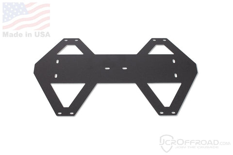 JCR Offroad: XJ Rotopax Base Mount for Modular Roof Rack 84-01 Jeep Cherokee XJ