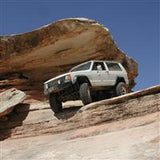 Rubicon Express:  Jeep Cherokee (XJ) 4.5 Inch Lift Kit