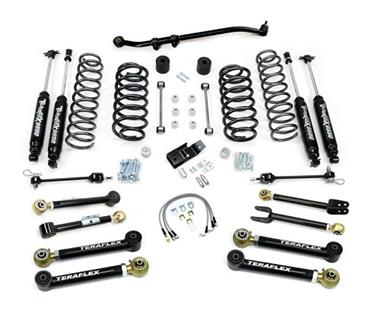 "TeraFlex: Jeep Wrangler (TJ) 4"" Lift Kit"