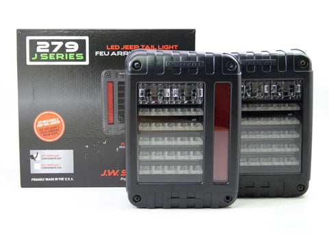 JW SPEAKER LED TAIL LIGHTS 279J