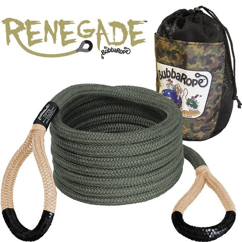 Bubba Rope: Renegade Recovery Rope