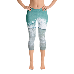 Beachie Capri Britches