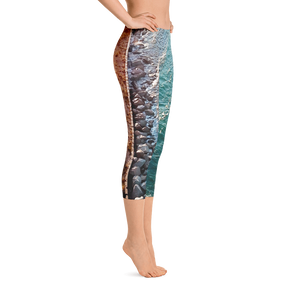 Jetti Fire and Ice Capri Britches