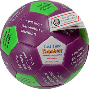 "The Last Time Thumball (4"")"