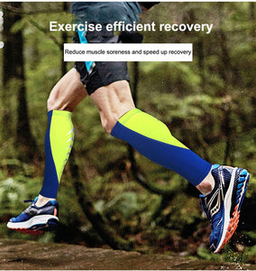Compression Stockings, leg compression sleeves, Running compression socks, Calf compression sleeves or socks and many more that these are cold help support the legs and calves during exercises, sports activity or even just walking, jogging help a lot.