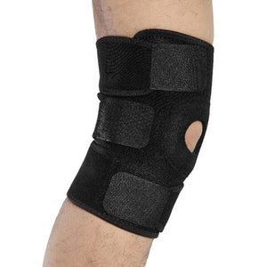 Knee Support Brace, Knee Wrap, Knee Protector Pads with Patellar Support;