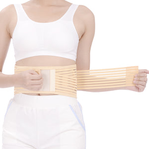Tourmaline Self-heating Back Brace; Lumbar Support Brace with Magnetic Therapy