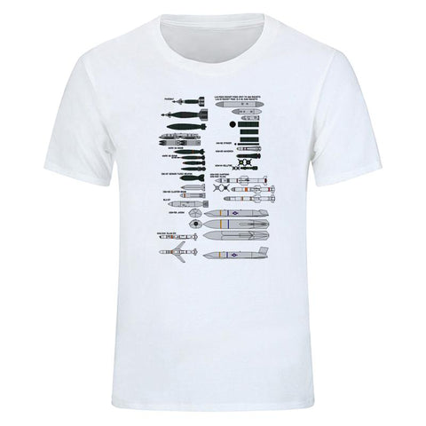 """Aircraft Parts"" Graphic Tee - THE R/C LOUNGE"