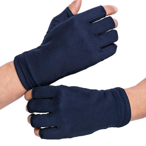 Solid Lycra Open Finger Mittens - THE R/C LOUNGE