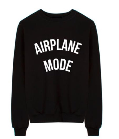 """Airplane Mode"" Basic Pullover - THE R/C LOUNGE"