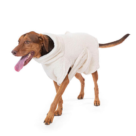 Dog Drying Coat - Cotton